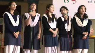 Song performed by KV Khanapara Students at B2S2 Celebrations, 2011.