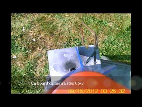 Canon Exploratory School Rocket Build and Launch