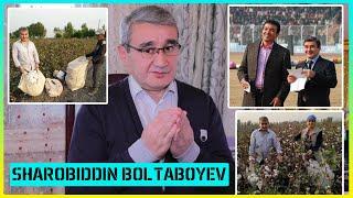 Shoir Sharobiddin Boltaboyev bilan suhbat