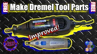 Make Dremel Rotary Tool Parts Free - 6 Great New Tips