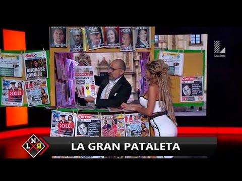 Así serían los titulares favoritos de Ollanta Humala