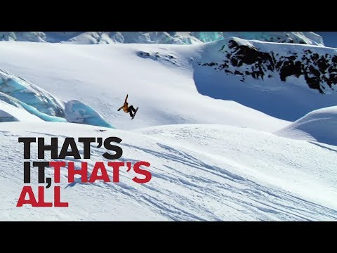 That's It That's All - Travis Rice, Mark Landvik, Eric Jackson - New Zealand Part - Brain Farm [HD]