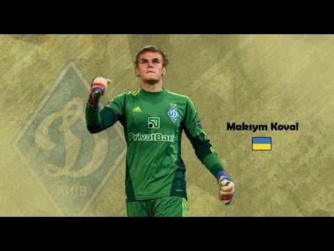 Maksym Koval | Dynamo de Kiev | 2013 HD
