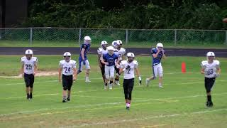 Dover-Sherborn vs. Norton High School - Boys Fall Junior Varsity Football 09/22/2018