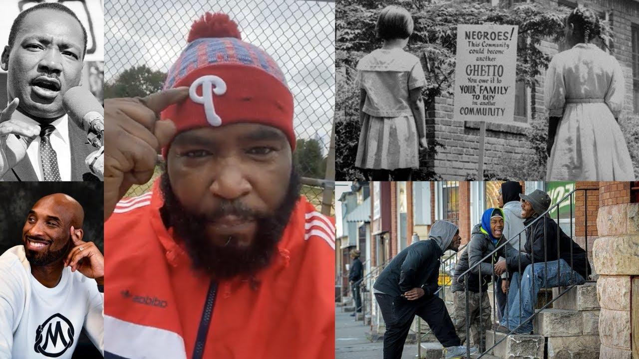 Dr Umar Johnson: Who is Responsible for Black Ghettos? & Talks MLK Jr., Kobe, Michael Jackson(10.13)