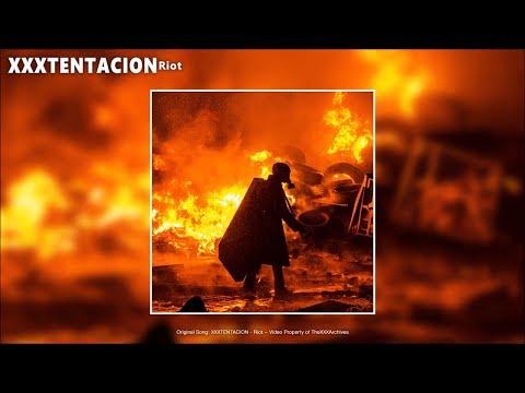 XXXTENTACION - Riot (Official Instrumental) #RIPX R.I.P. George Floyd