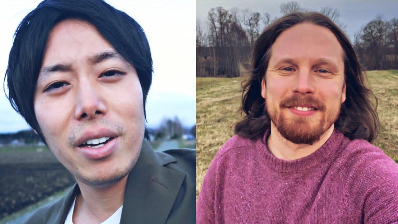 Es lepojos ar tevi - Masaki Nakagawa & Jöran Steinhauer