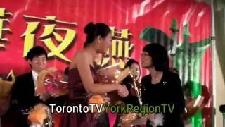 TCCSA, 多华会, Ambassador contest, 爱心大使选举, 20121130