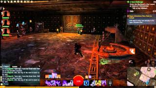 Guild Wars 2 - Hoelbrak Map - Knut Whitebear