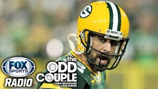 Chris Broussard Says He's Losing Confidence In Aaron Rodgers