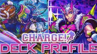 Charge Cardfight Vanguard G Spike Brothers Rising Nova Deck Profile