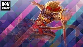 HoN Monkey King Gameplay - BangkokRush - Legendary