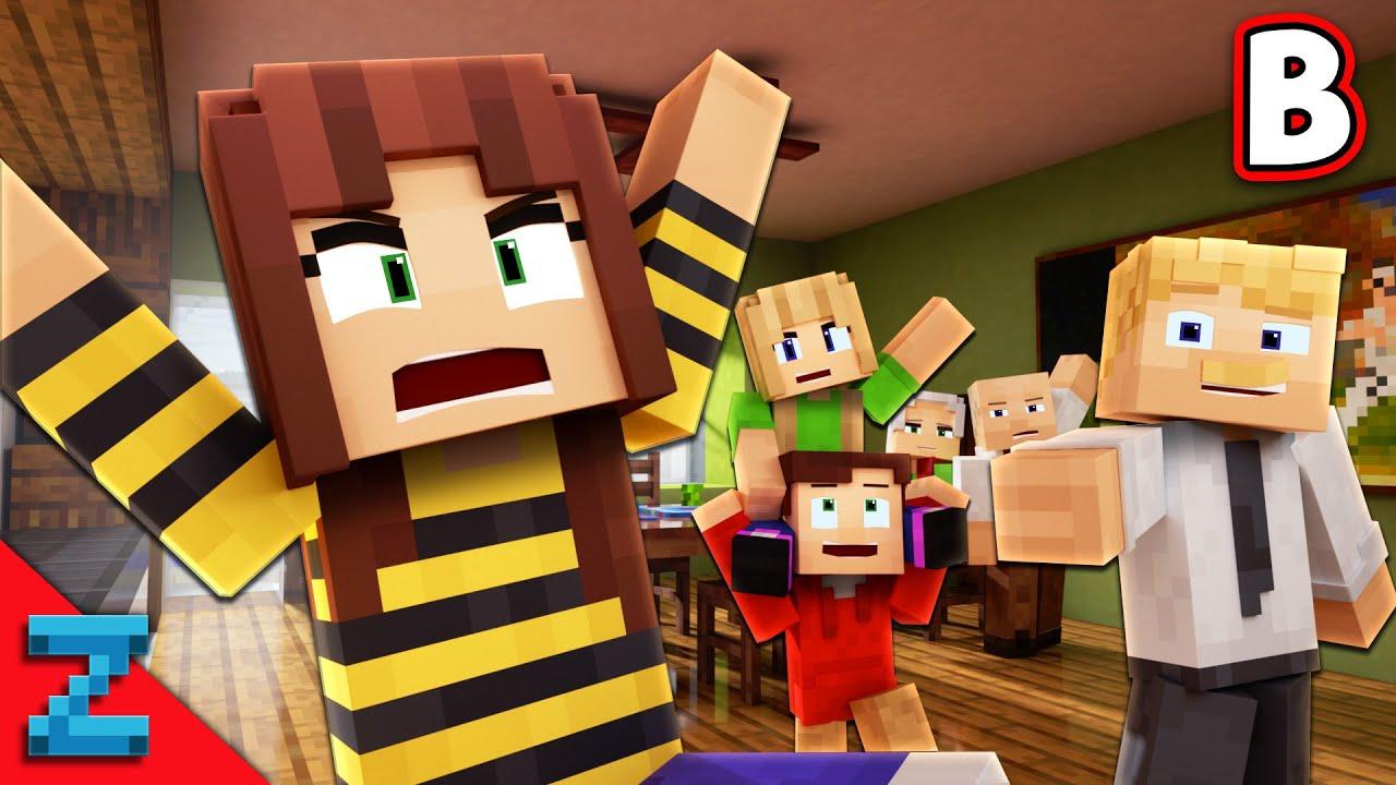 FAMILY LIFE! [Version B] Minecraft Animation