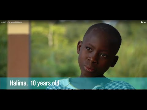 Stop Child Labor – Sign the Pledge! | UNICEF USA