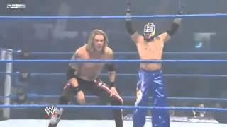 WWE - Edge Rey Misterio VS Alberto del rio Kane thumbnail
