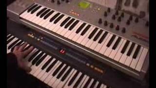 Fletch Theme - Alesis Ion and Roland Juno 106