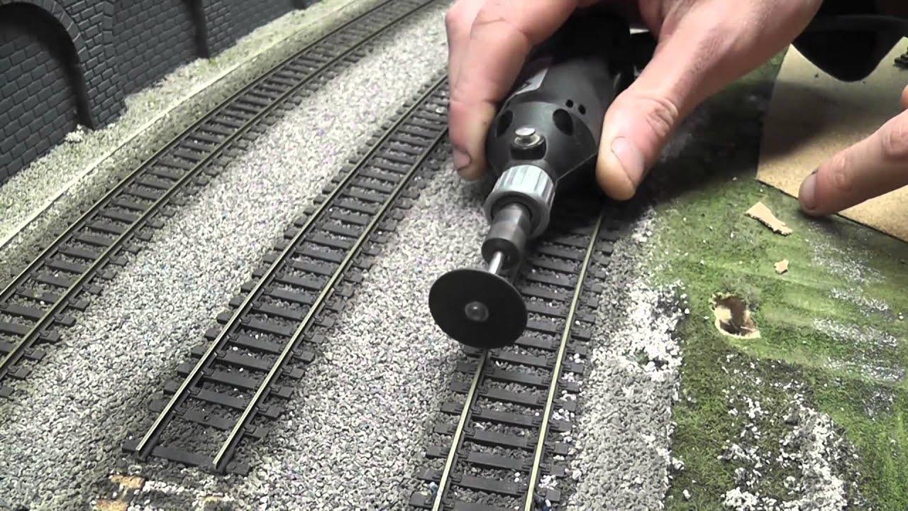 Ho Model Railroad Dcc Wiring Track