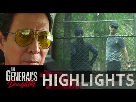 Tiago catches Marcial and Rhian's meeting | The General's Daughter