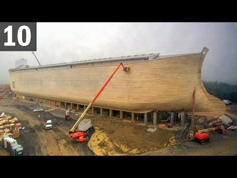 Top 10 LARGEST Ancient Boats