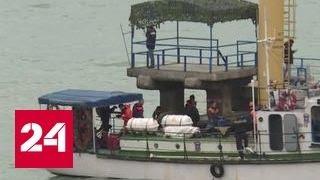 На месте крушения Ту-154 найдены пять тел