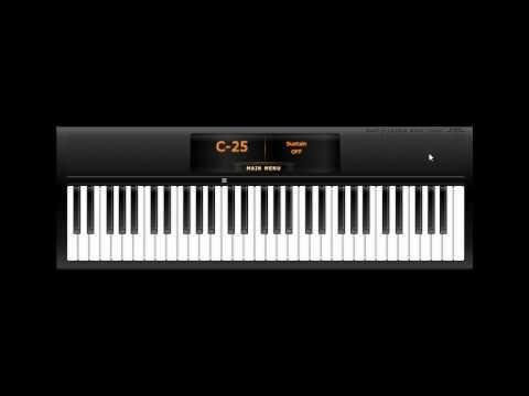 TITANIC PIANO VERSION SIMPLE V.1 | virtual piano