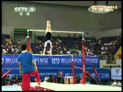 Yang Yilin 2011 Nationals AA UB (CCTV)