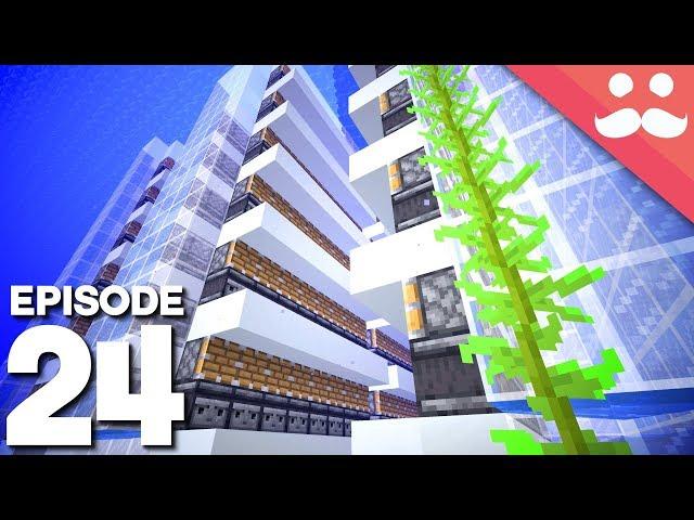 Hermitcraft 6: Episode 24 - The MEGA FARMS Begin!!