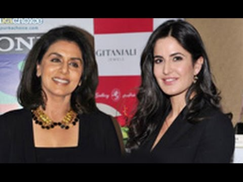 Wow! Ranbir's Girlfriend Katrina Kaif Dines with his Mom Neetu Singh!   Hot Bollywood News   Ayan