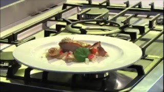 Masterchef Brent Owens on Plating Up