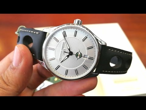 (Mở Hộp & Trên Tay) Frederique Constant Healey Limited Edition FC-303HS5B6 (No.0344)