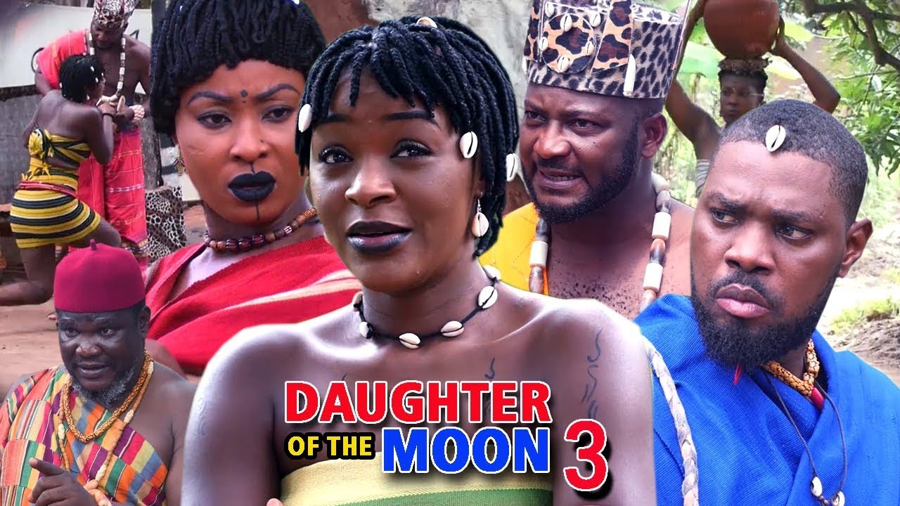 Download Daughter Of The Moon Season 3 - (New Movie) 2018 Latest Nigerian Nollywood Movie Full HD | 1080p