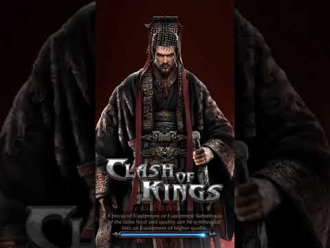 Clash Of Kings Gameplay + Kingdom Review