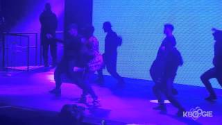 Chris Brown Dances to K CAMP