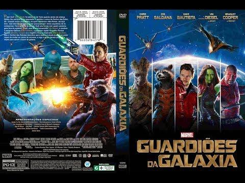 Guardião da galáxia completo e dublado ?