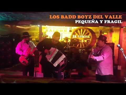 Pequeña y Fragil [Los Badd Boyz Del Valle]