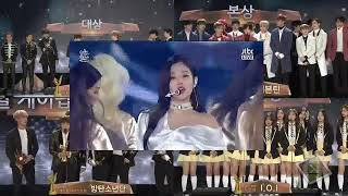 GOLDEN DISC AWARDS JENNIE SOLO