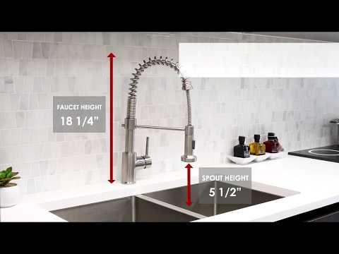 K-107 - Milano | Kitchen Faucets | Stylish