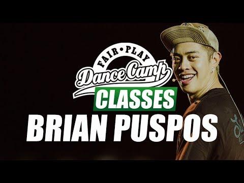 ★ Brian Puspos ★ Naked ★ Fair Play Dance Camp 2017 ★