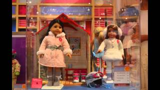 American Girl Store Washington D.C. Holiday Tour (Part 2)