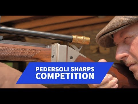 Pedersoli Sharps Competition in  45-70 caliber - all4shooters