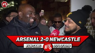 Arsenal 2-0 Newcastle | Being In 3rd Place With This Squad Is A Miracle! (Troopz)