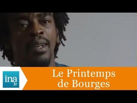 Seu Jorge se prépare pour le Printemps de Bourges - Archive vidéo INA