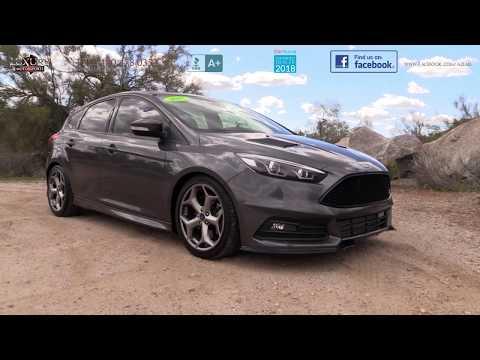 2017 Ford Focus ST Hatchback - Luxury Motorsports (15042)