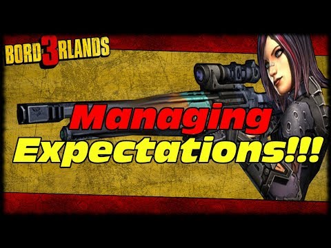 Managing Expectations For Borderlands 3 & Borderlands 2 Mystery Update Rumors!!!