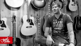 Tom DeLonge: At Guitar Center, Getting Into His Gear