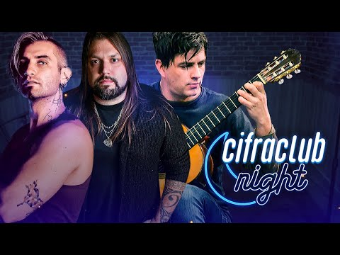 FABIO LIMA AO VIVO NO CIFRA CLUB NIGHT com Junior Carelli Fernando Quesada e Caico Antunes