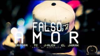 Download ''FALSO AMOR'' -- CRISDER . 7c .  J-ALEX  .  EL JHIRAK.... PROD  BY.  MUSICUEVA MP3 song and Music Video