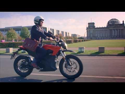 100% Electric: Zero Motorcycles Power-Commuter Berlin