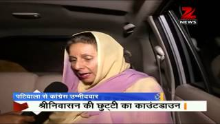 Exclusive talk with Preneet Kaur, the Congress candidate from Patiala