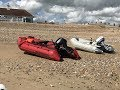Fishing From Inflatable Boat UK
